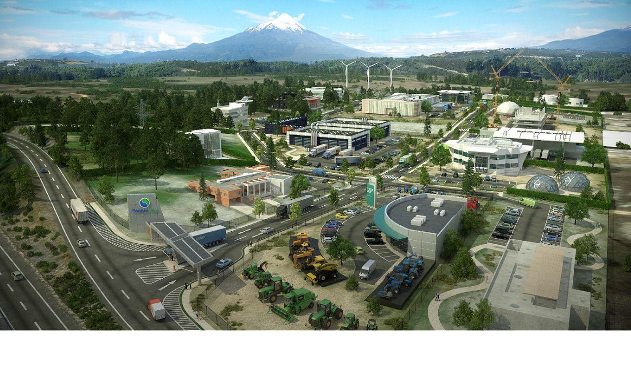 Centro Empresarial Puerto Montt