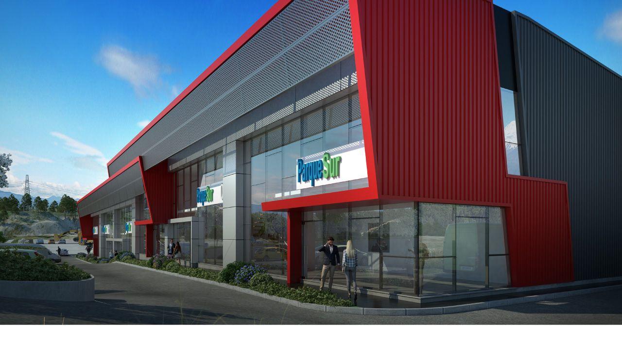 Centro Industrial Puerto Montt